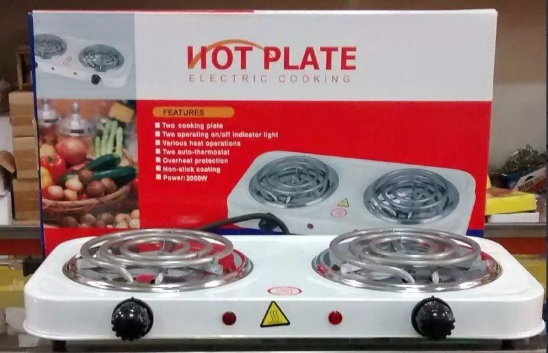 Cocina Electrica 2 Hornillas Bs 2 500 000 00 En Mercado Libre