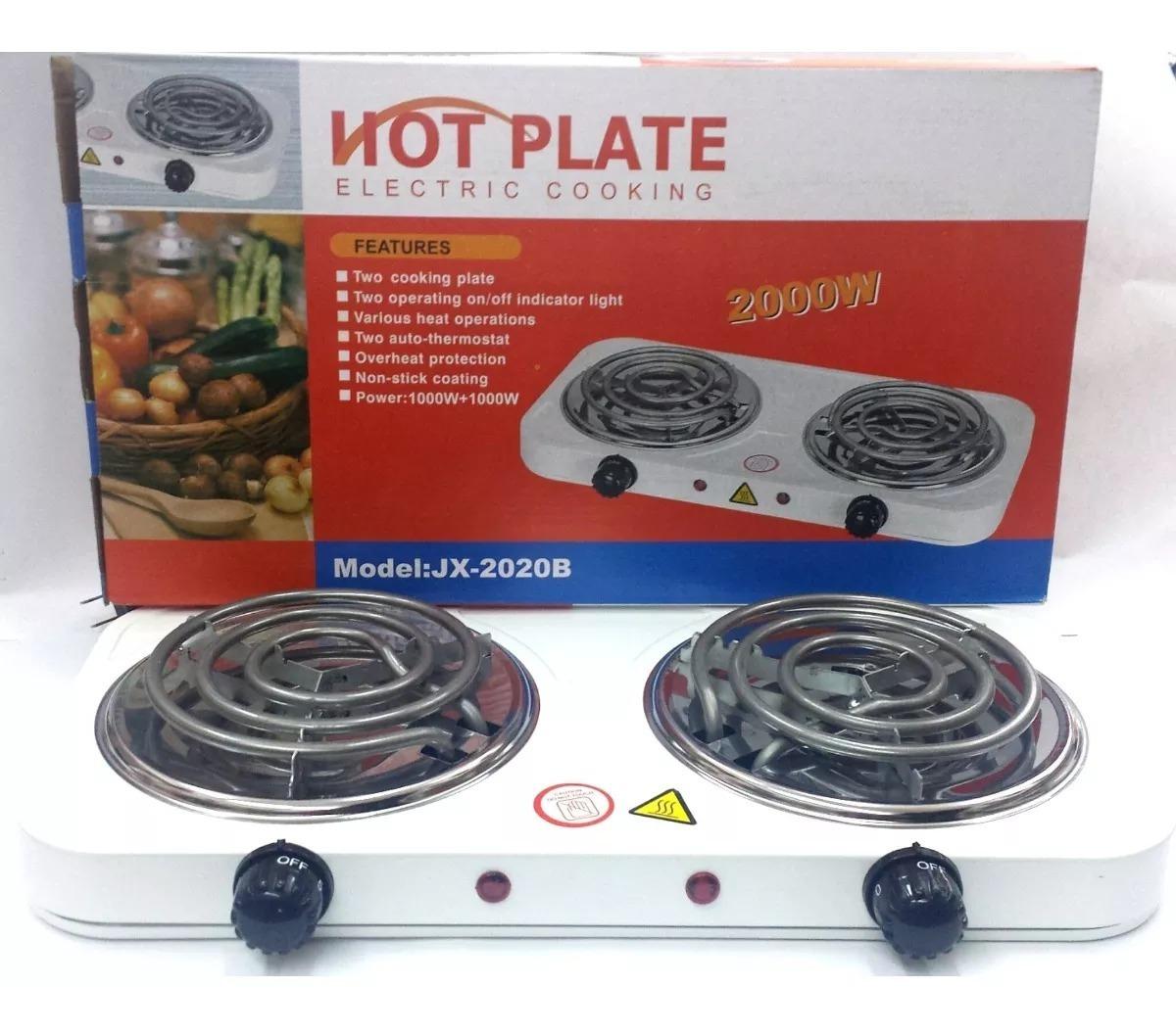 Cocina Electrica 2 Hornillas Hot Plate 2000w Bs 1 118 250 00 En