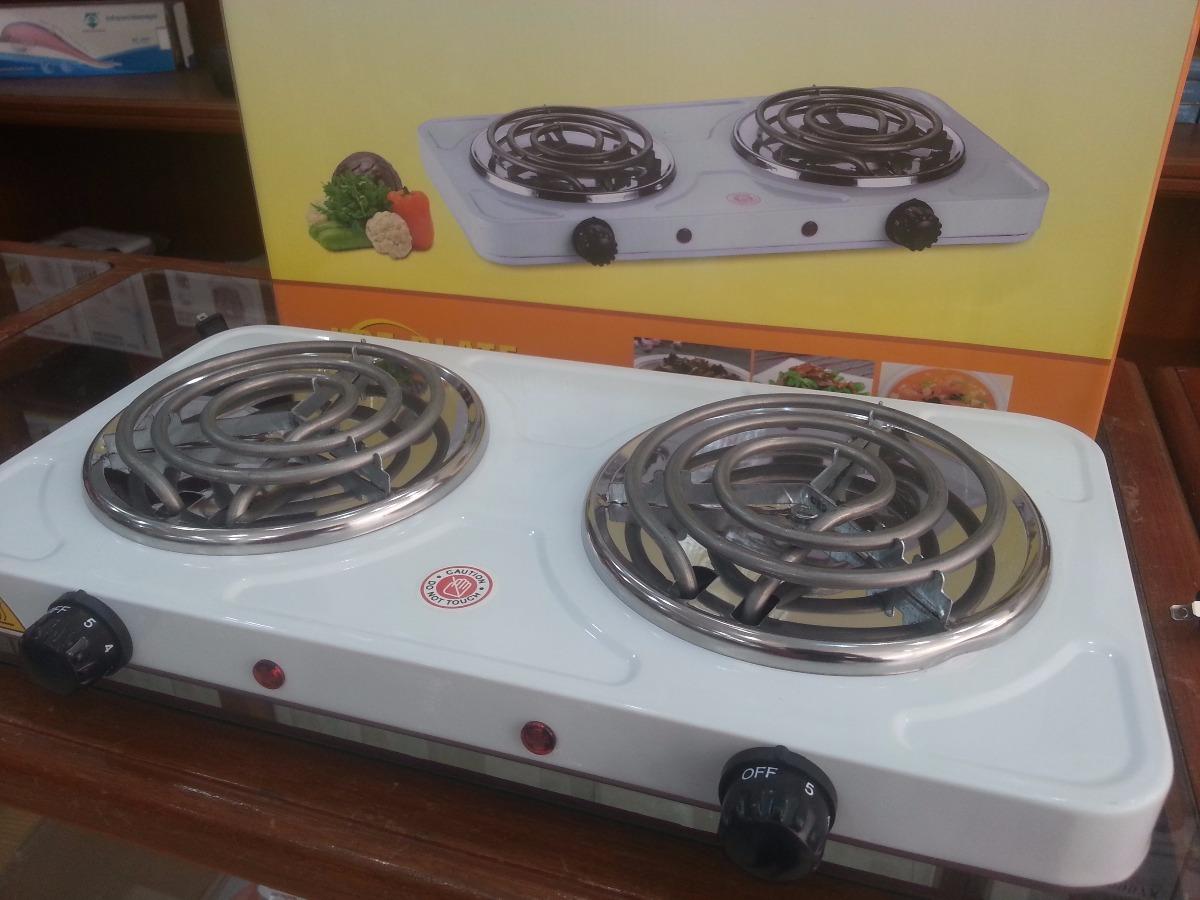 Cocina Electrica 2 Hornillas Hot Plate Cnzidel Bs 52 00 En