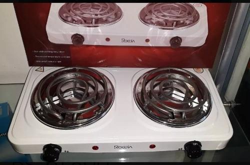 cocina eléctrica 2 hornillas nuevas