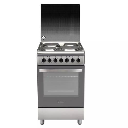 cocina eléctrica ariston a5e52f x ag 50cm