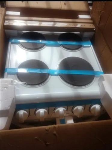 cocina eléctrica atlas nueva 4 discos 110 voltios