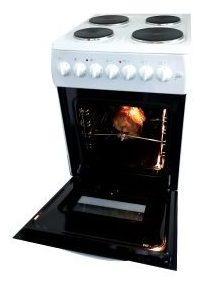 cocina electrica brogas 1560 4 hornallas horno
