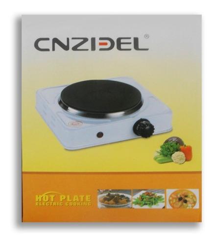 cocina eléctrica de 1 una hornilla 110v 1000w con garantia