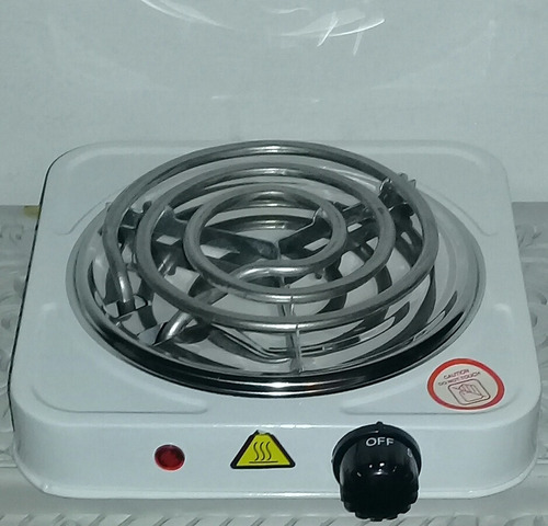 cocina eléctrica de( 1 ) una hornilla hot plate mod: jx 100w