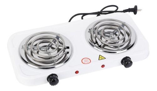 cocina electrica de 2 hornillas