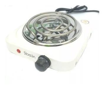 cocina eléctrica de una hornilla 110v roccia nuevas