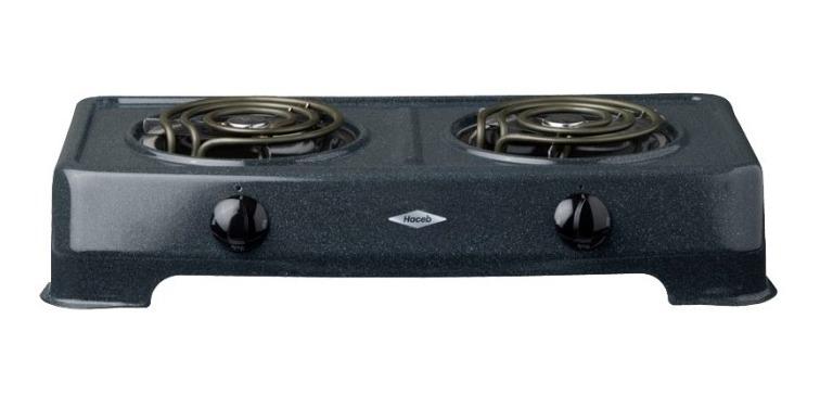 Cocina Electrica Haceb 2 Hornillas Original Bs 4 590 000 00 En