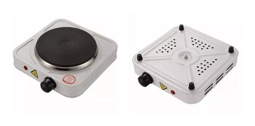 cocina eléctrica portátil 1 plato encimera de 1000w
