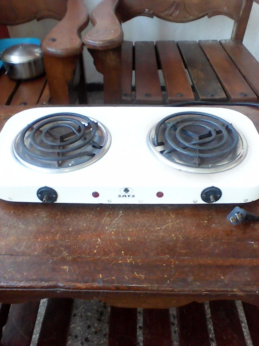 Cocina Electrica Says Para Reparar O Repuestos Bs 1 000 00 En