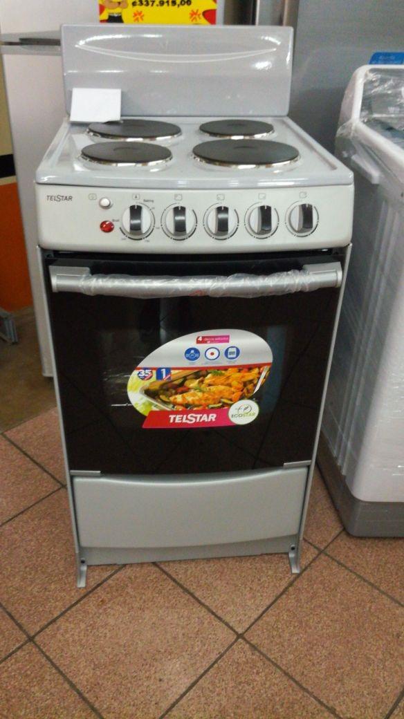 Cocina el ctrica telstar modelo tce020110md nueva en for Coste cocina nueva