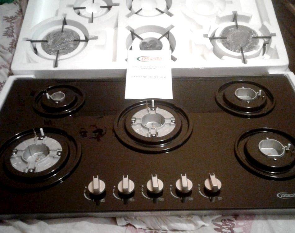 Cocina Empotrable De 5 Hornillas Klimatic Cocina S 1 299 00
