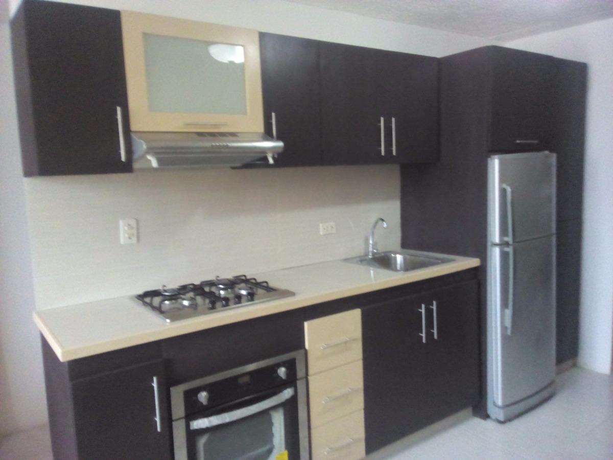 Cocina empotrada andrea bs en mercado libre for Esmalte para muebles de cocina