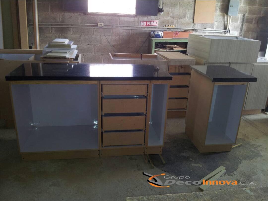cocina empotrada modular para 3 metros lineales oferta
