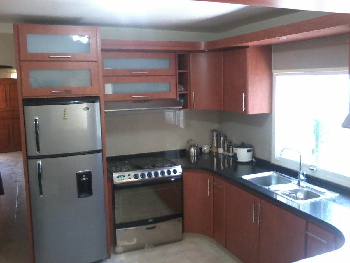 Lovely Cocina Empotrada Por Metro Lineal Mueble Inferior Superior   Bs. 5.000,00  En Mercado Libre