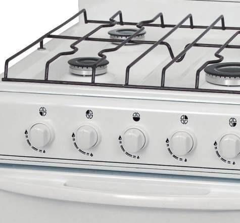cocina escorial candor gas natural horno enlozado 1demayo