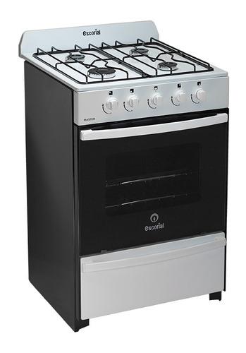 cocina escorial master blanca multigas 56 cm