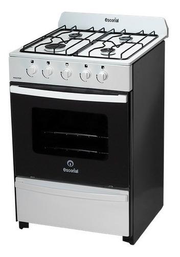 cocina escorial master blanca multigas gas natural y envasad