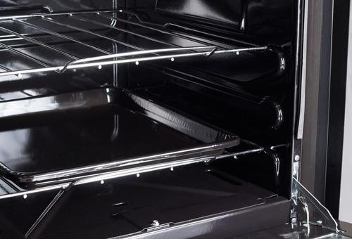 cocina escorial modelo master acero inoxidable multigas