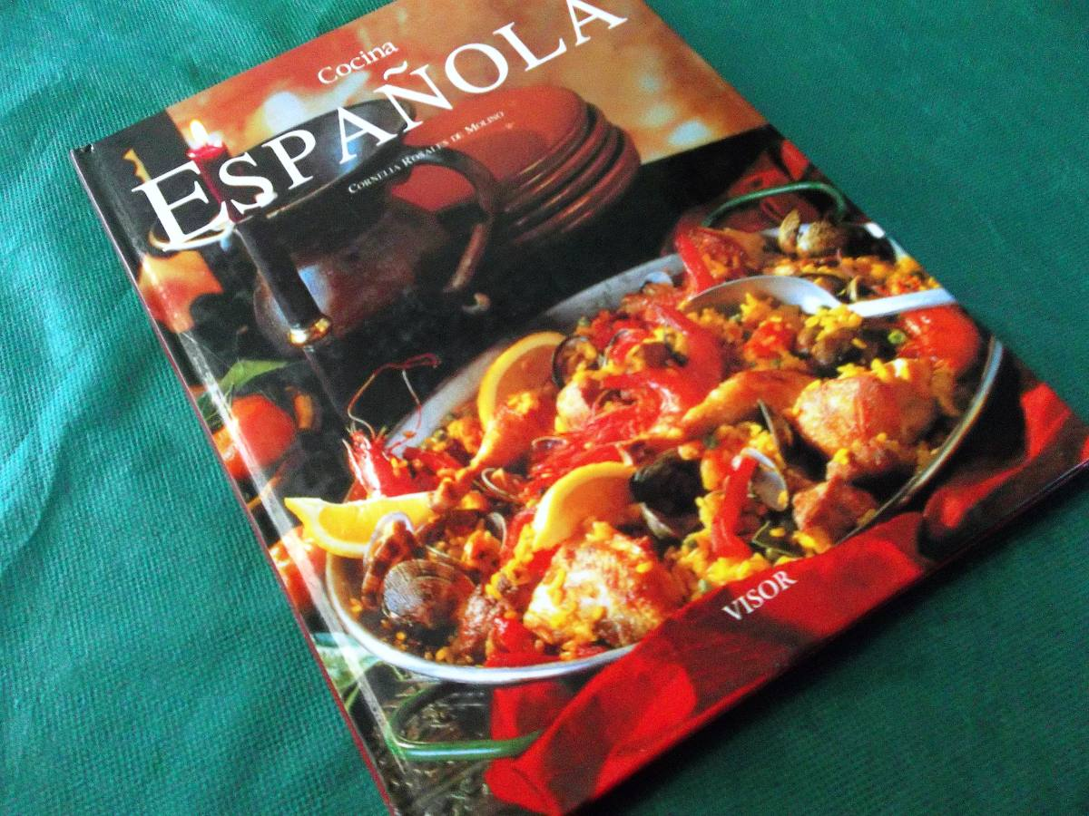 Cocina Española Cornelia Rosales De Molino Tapa Dura Excelen - $ 150 ...