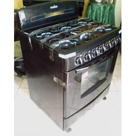 Cocina Estufa 30 Pulg Mabe 6 Hornillas