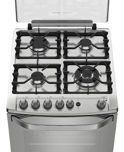 cocina fensa 4 platos 56tax grill electrico