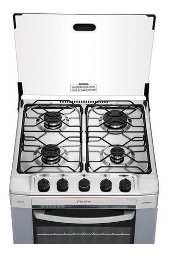 cocina fensa 4 platos f 2525 t nuevo