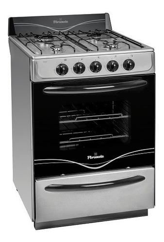 cocina florencia multigas 5518f acero inox ahora 12 y 18