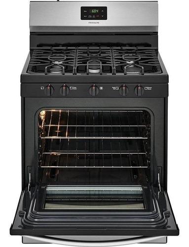 cocina frigidaire®  a gas modelo (ffgf3052ts) nueva en caja