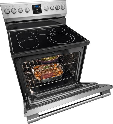 cocina frigidaire vitroceramica (fpef3077qf) nueva en caja
