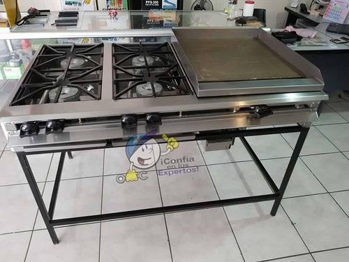 cocina gas industrial