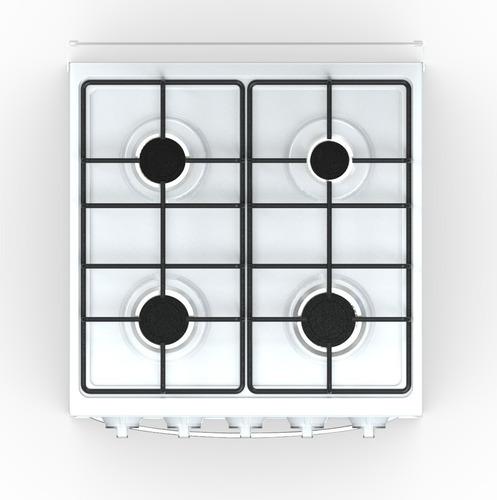 cocina gas terhan encendido electrónico espejada