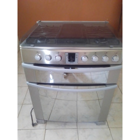 Cocina General Electric Smart Ovent  Doble Horno