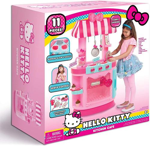 cocina hello kitty para niñas importada