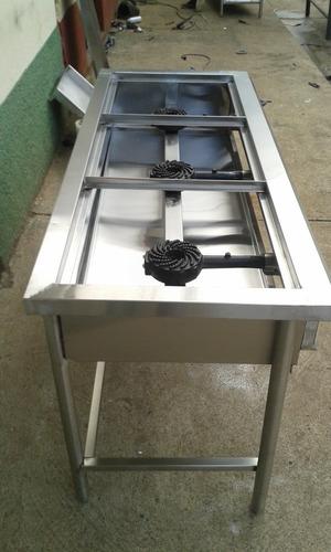 cocina industrial 3 premium