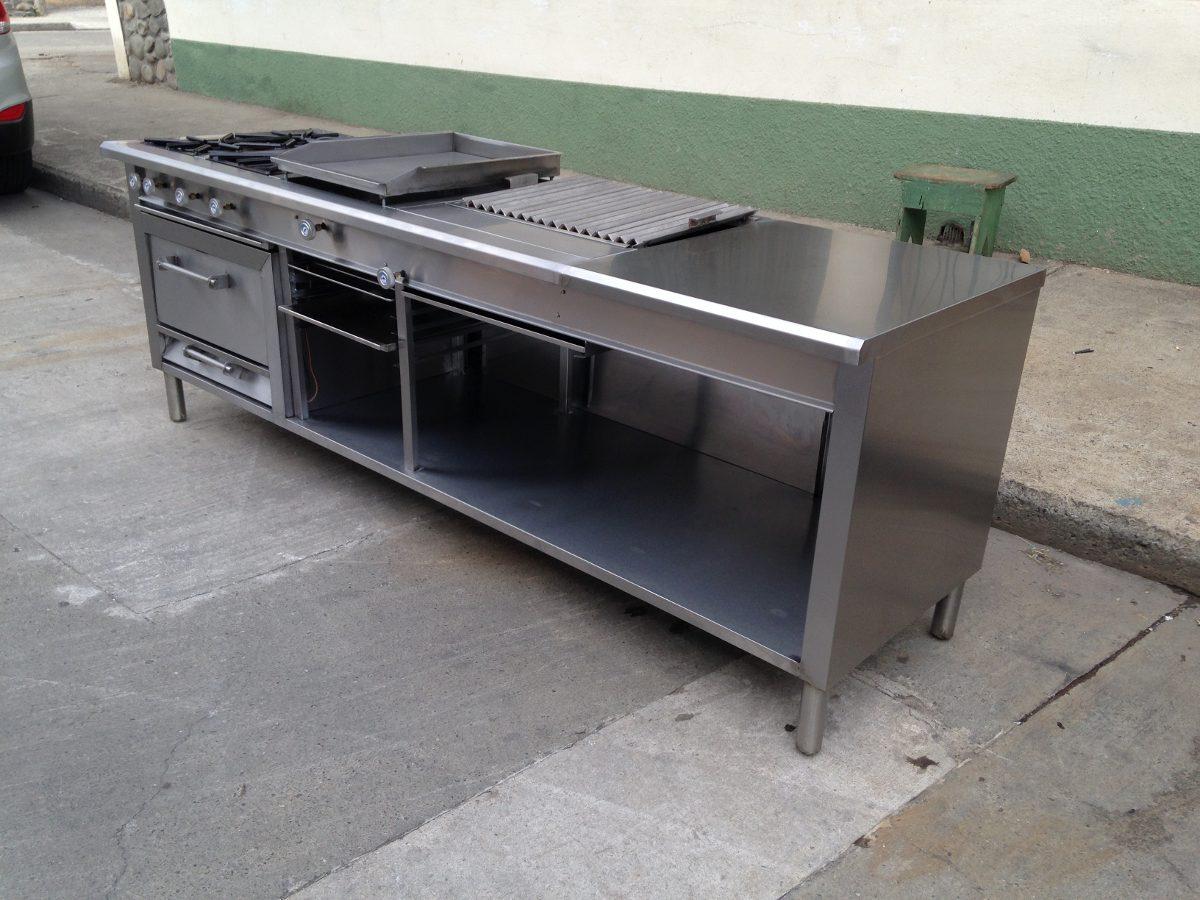 Bonito planchas cocina industriales fotos planchas de for Plancha electrica cocina