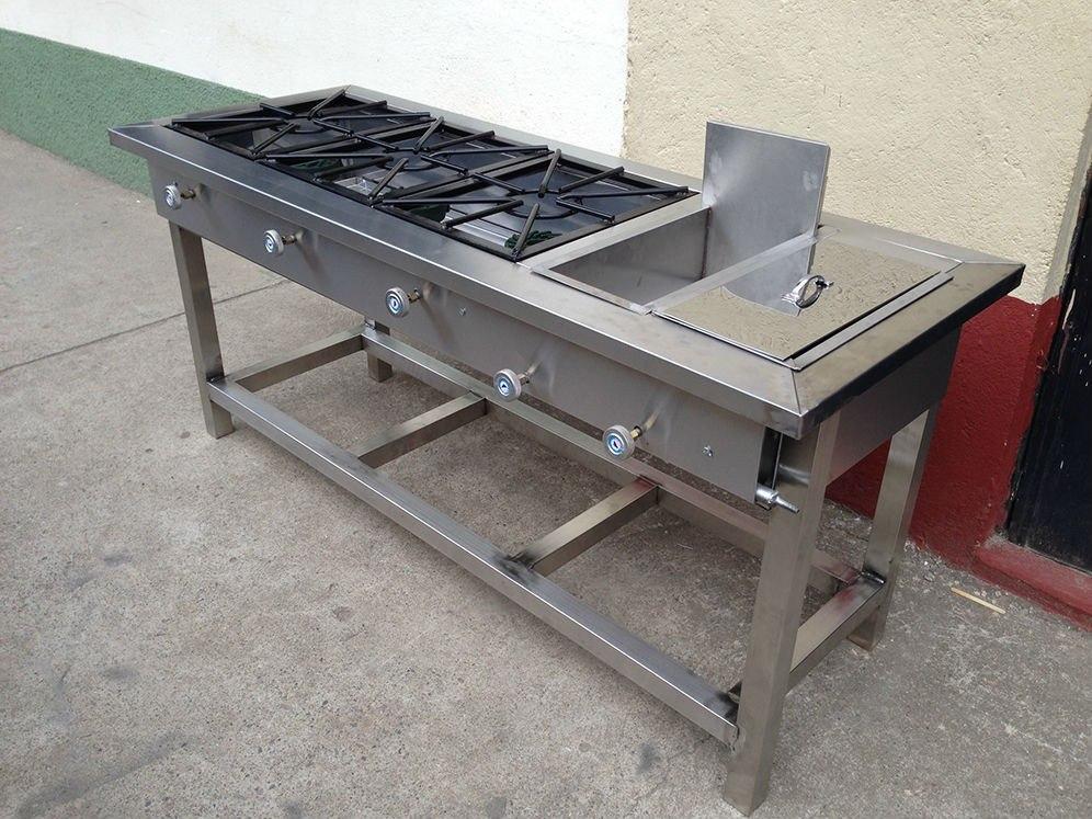 Cocina industrial u s 500 00 en mercado libre - Cocina industrial precio ...