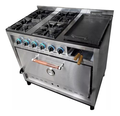 cocina industrial col home plancha horno carlitero cuot