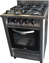 cocina industrial fornax 60 cm puerta visor - linea tavola