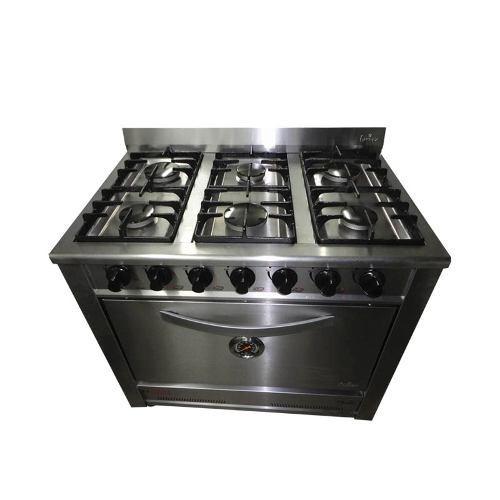 cocina industrial fornax
