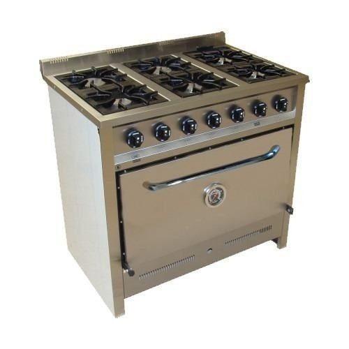 cocina industrial gastroequip hornallas