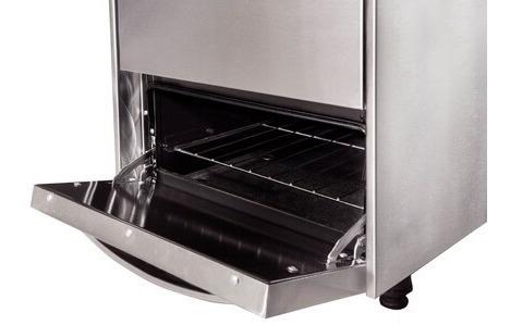 cocina industrial kokken 55 - acero inoxidable