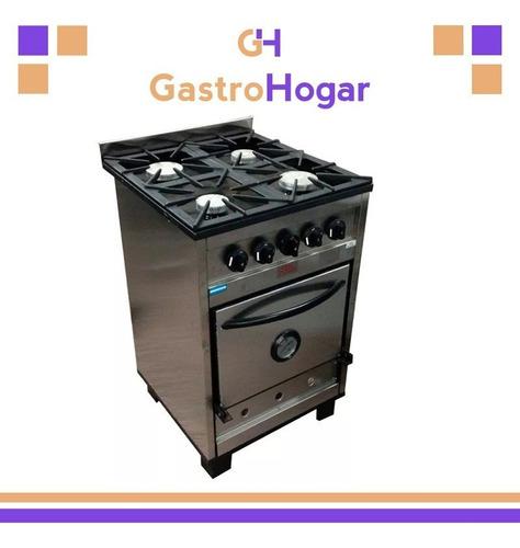 cocina industrial tecnocalor petit 4 h 57 cm rej fundicion