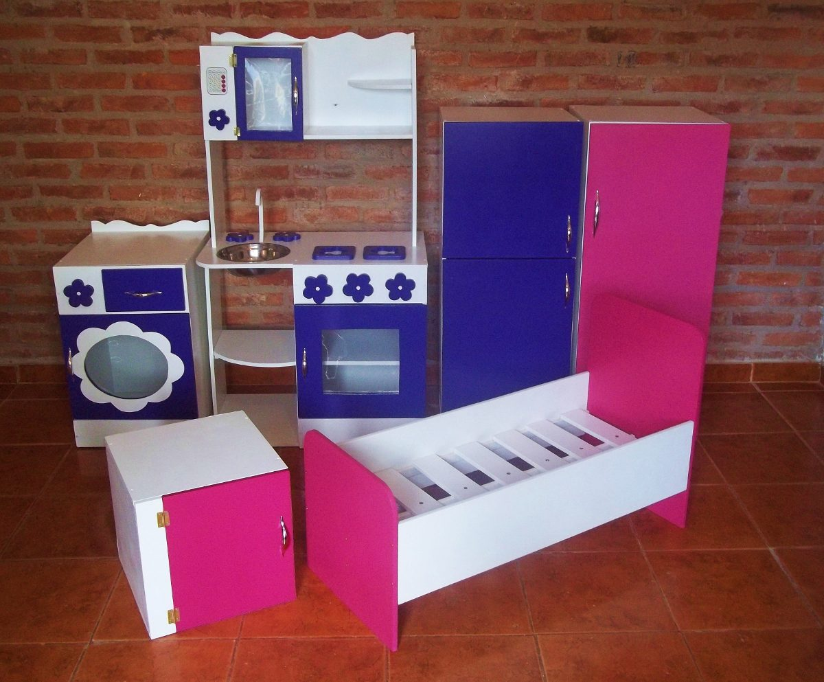 Cocina de juguete madera simple cocina juguete madera - Cocina miele juguete ...