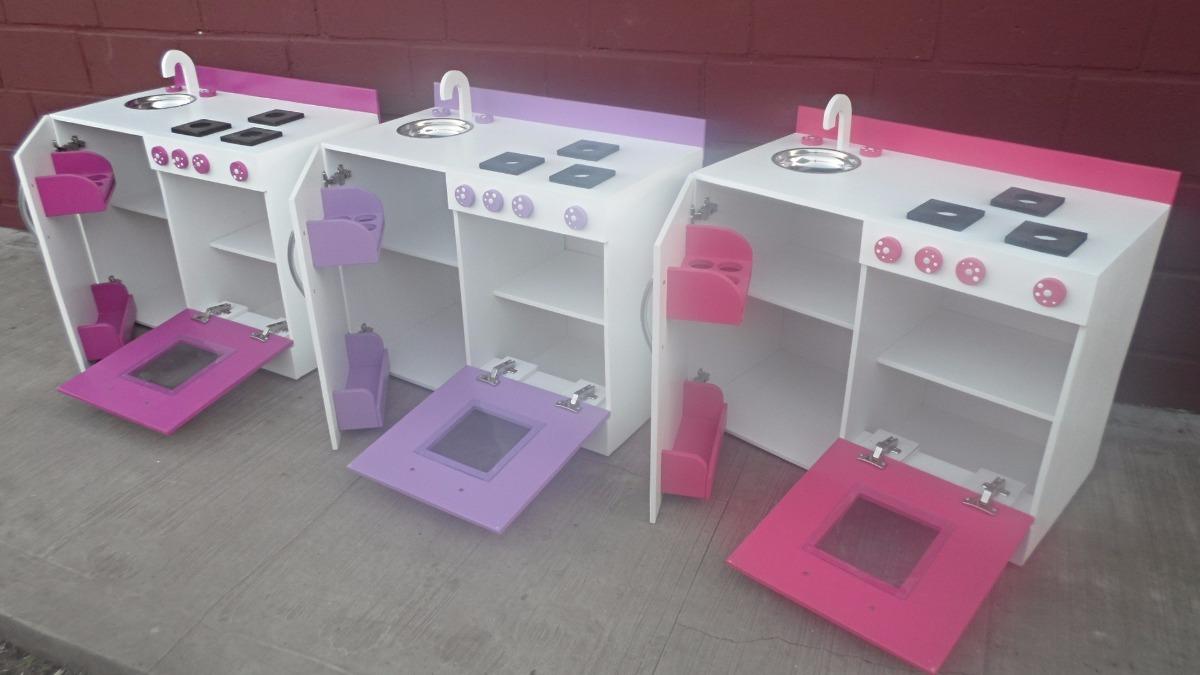 cocina infantil juguete reyes con heladera casita para nios