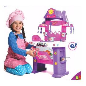 Cocina Infantil Niñas Luces Y Sonido, Despacho El Mismo Día