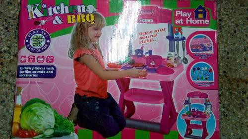 cocina infantil para niñas