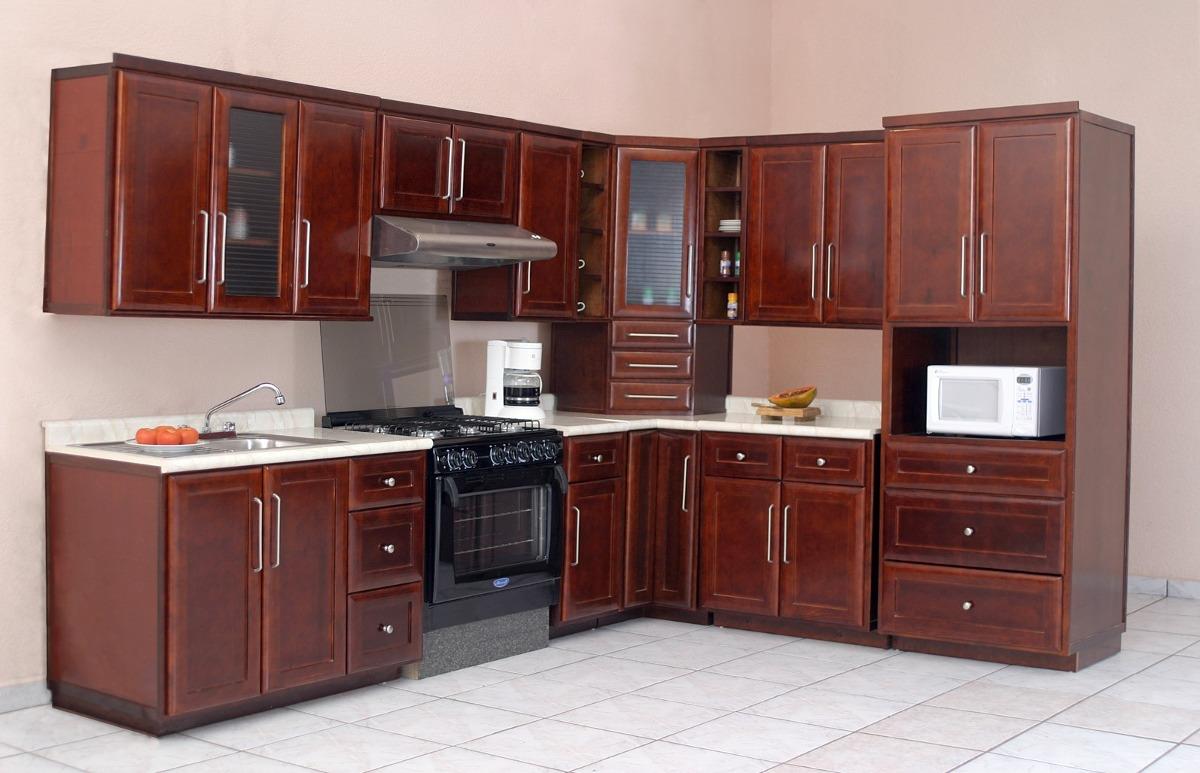 Cocina integral 12 en mercado libre for Cocinas integrales modernas de madera