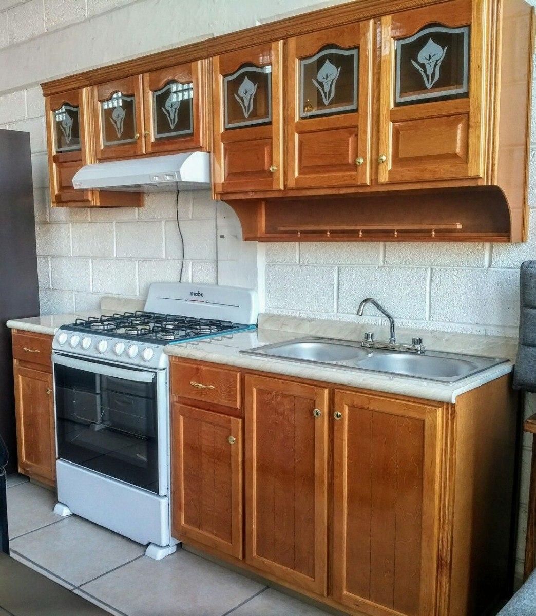 Cocina integral completa campana estufa horno incluidos for Como hacer una cocina integral
