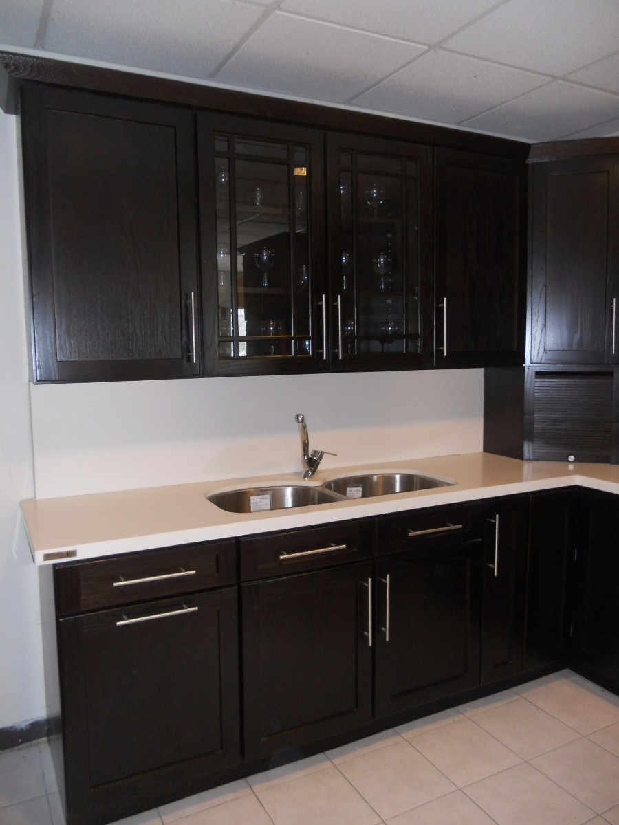 Cocina integral de exhibici n importada quality cabinets for Cocinas quality